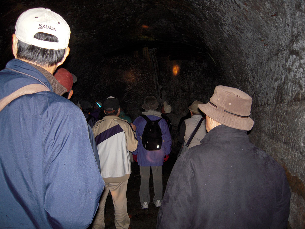 貝山地下壕